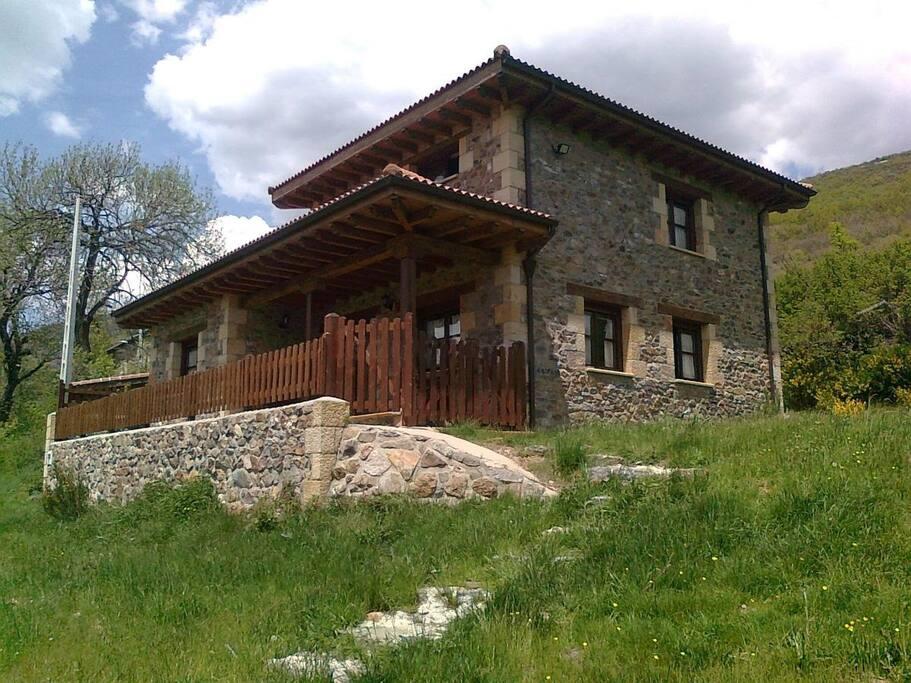 Casa rural de alta monta a monta a palentina casas rurales en alquiler en vidrieros - Casas rurales montana palentina ...
