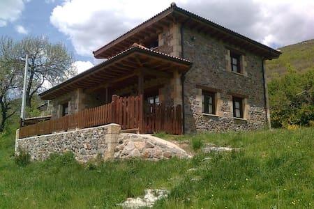 Casa Rural de Alta Montaña - Montaña Palentina - Vidrieros - บ้าน