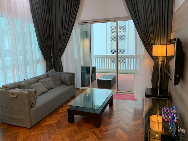 Penang StraitsQuay 1.5BR Family Suite (5)
