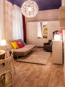 Cozy apartment by the Wenceslas Square - Praha - Huoneisto