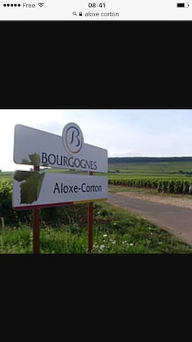 Maison - Aloxe-Corton - House
