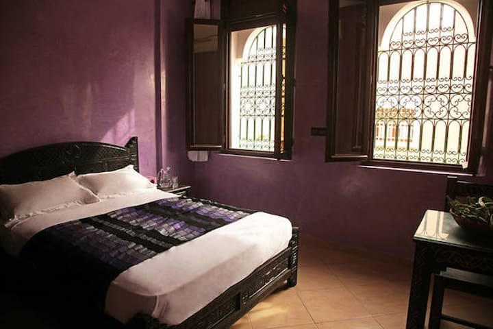 RIAD CHEBURGENA TAMRAGHT / ROOM  for2 person
