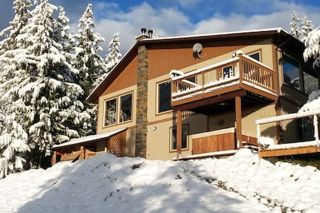 Silver star Midway B&B - Vernon - Bed & Breakfast