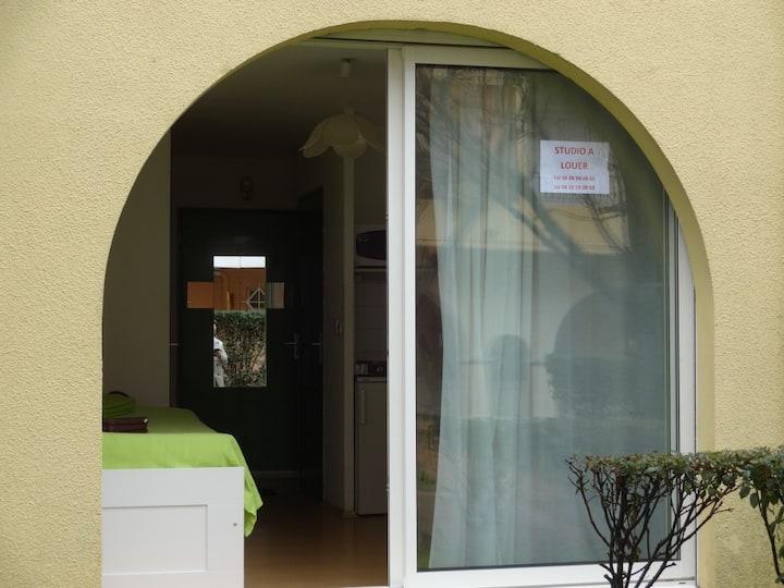 Studio pour curistes à Lamalou les Bains