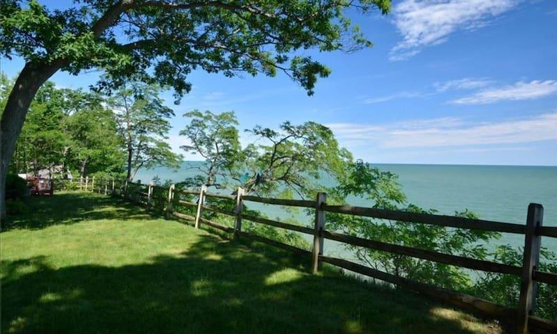 ON THE LAKE! Lake Erie Century Home