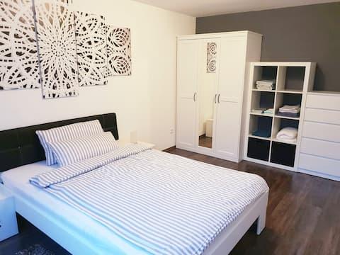 2 Zimmer Wohnung,  45 qm,   Stadt Nähe
