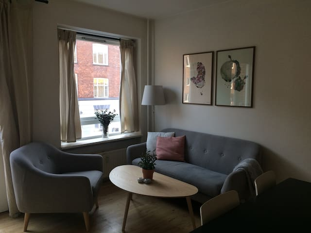 Cozy one bedroom apartment close to city & beach - Kopenhagen - Wohnung