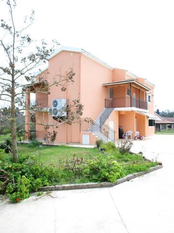 dreaming villa in corfu - Perivoli - Lägenhet