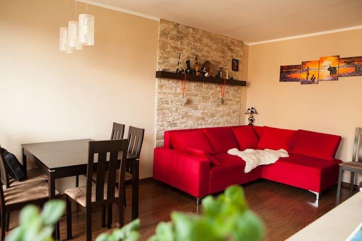 Nowoczesny apartament, 42m,Sopot - Sopot - Apartment
