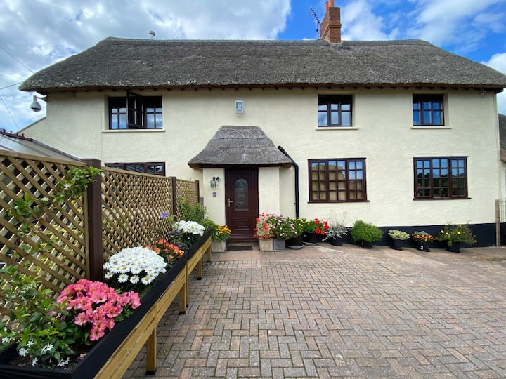 Traditional thatched cottage and Studio Apartment