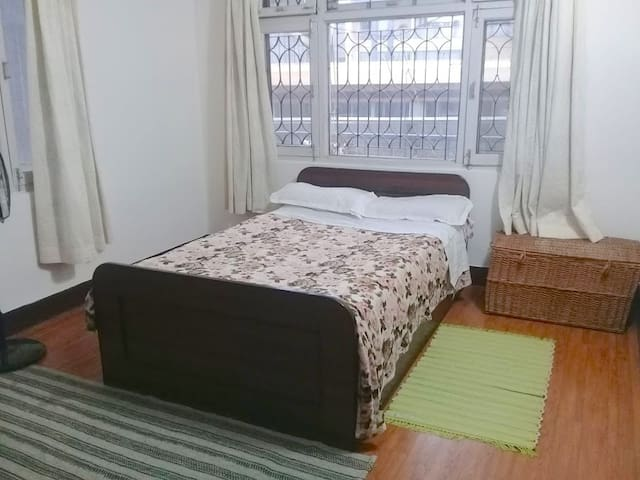 Affordable room at a great location in Patan