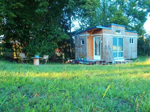 Au Ptit  Nid  du Colibri, Tiny House écologique