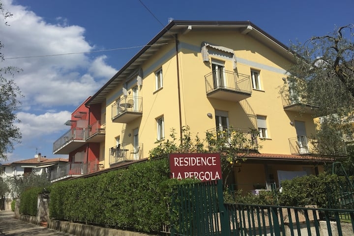 Ferienwohnungen Residence La Pergola Malcesine VR