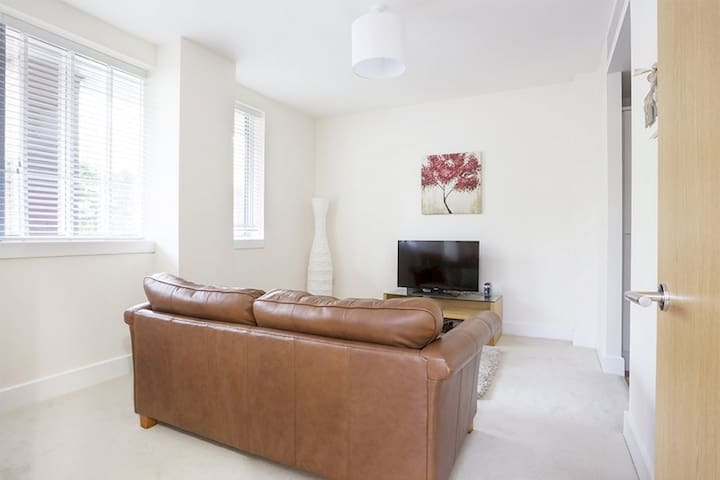 Luxury MK City Centre 2 Bedroom Serviced Apartment - Milton Keynes - Appartement