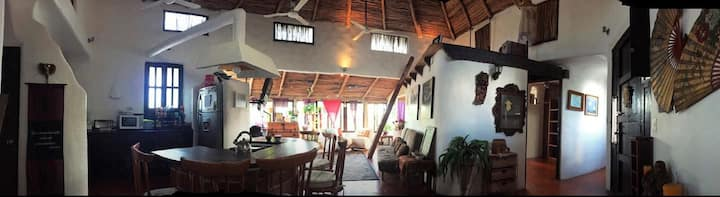 Villa Cancún *habitación privada entorno natural*