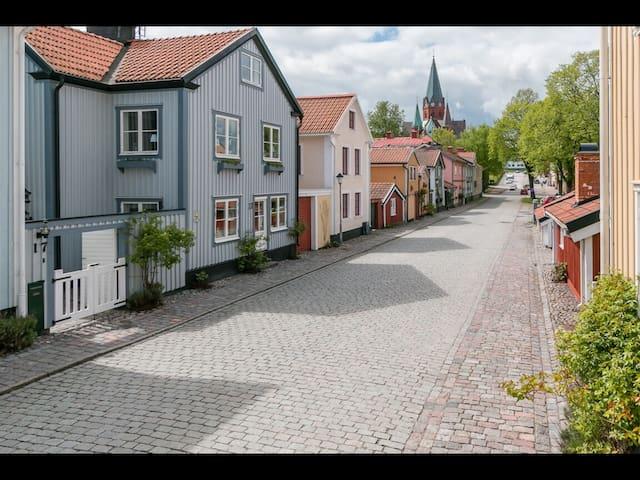 Apartment in Old town Västervik