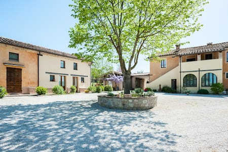 Apartment in the countryside 1 - Umbertide - Talo