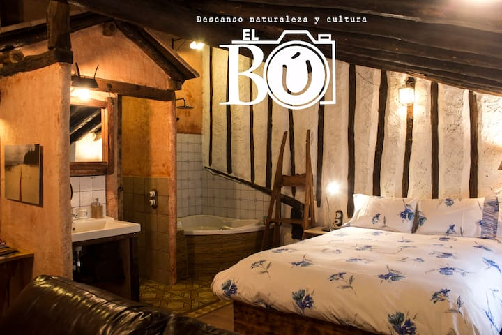 El bú. Spanish countryside  Bed and breakfast