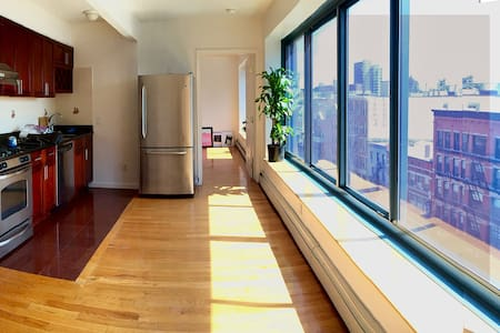 Apartment with roofterrace in downtown Manhattan - New York - Apartment