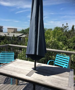 Fair Harbor, Fire Island.   Private Suite - Fire Island