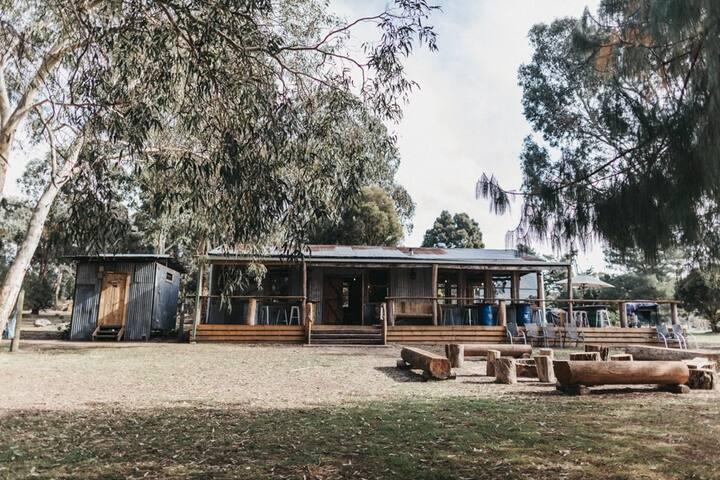 Bonfire Station Farmstay & Microbrewery