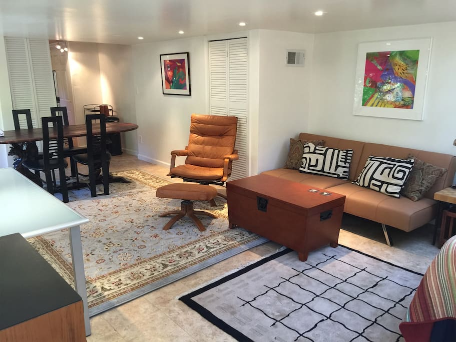 Moody Studio – interior