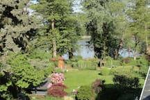 Zauberhafte Cottage Fewo mit Seeblick in Caputh