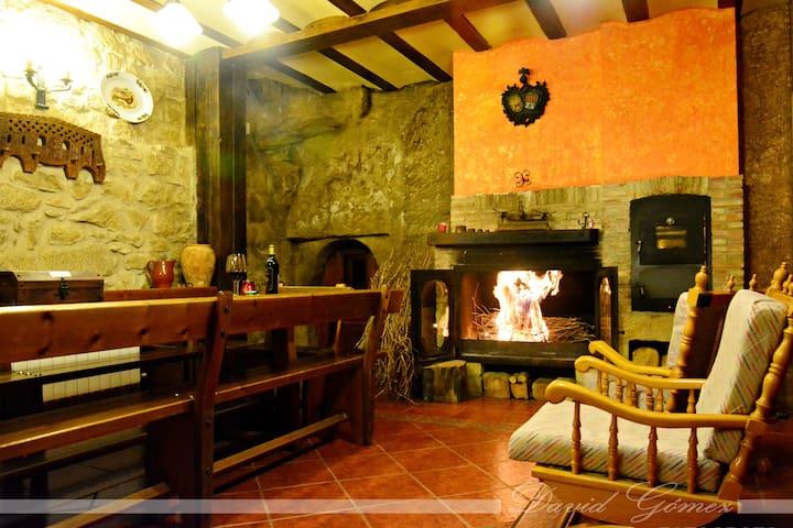 Casa con bodega en Sajazarra 6-7  pax - Sajazarra