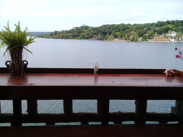 FLORES WATERFRONT HOTEL LACANDON PRIVATE #2