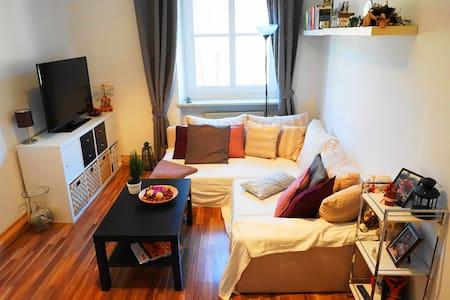 Charming Apartment: Around the corner of FC Bayern - 慕尼黑 - 公寓