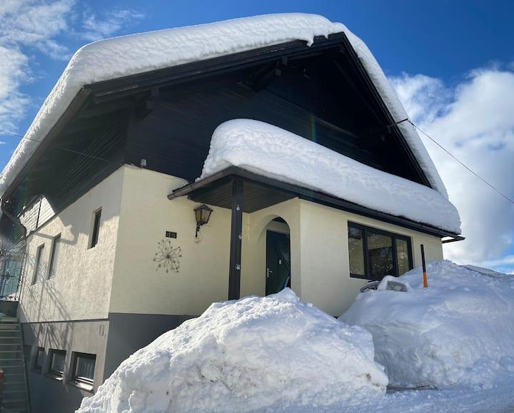 Comfy Family Chalet near Nassfeld Ski and lakes