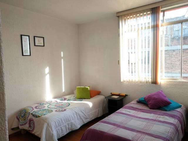 Cozy & Comfortable Room, Excellent CDMX location