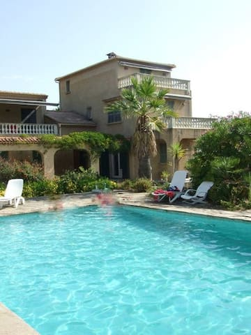 Un balcon sur la méditérranée 1 - Taglio-Isolaccio - Apartemen