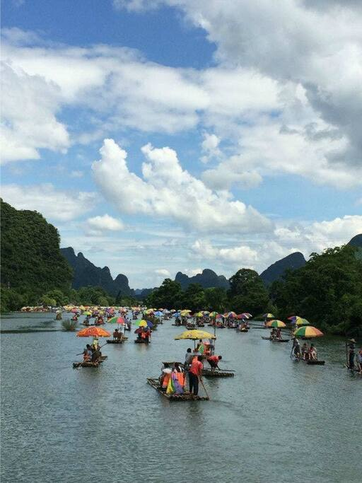 遇龙河 Yulong River