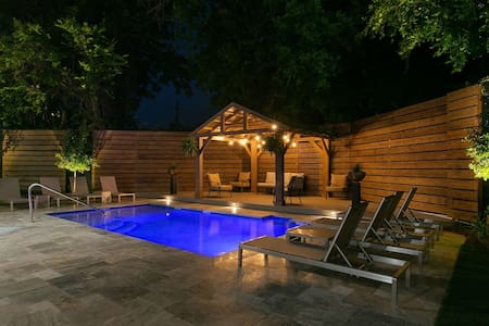 Maison Grace | Luxurious Redesign with Pool Near French Quarter
