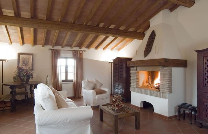 Appartamento nel Chianti 92mq
