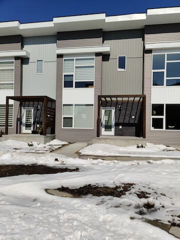 Spacious brand new townhouse in central Winnipeg