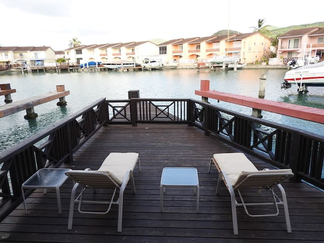 Villa 230F - Jolly Harbour, Antigua - Jolly Harbour - Apartment