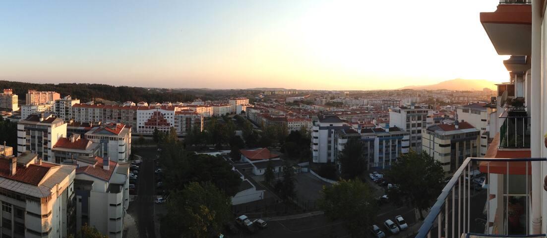 Appartement 4 pièces proche Lisbonne