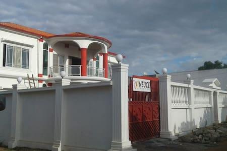 Casa Cumbane