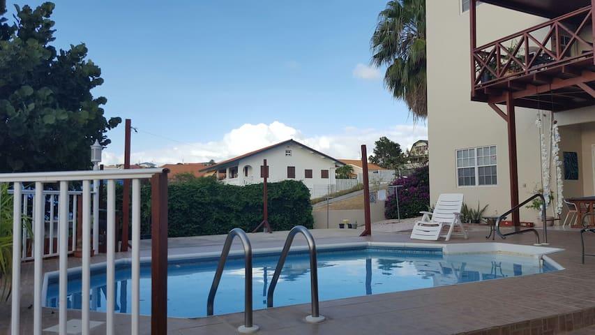 Dushi biba den e paraiso - Willemstad, Curaçao, CW - Apartamento