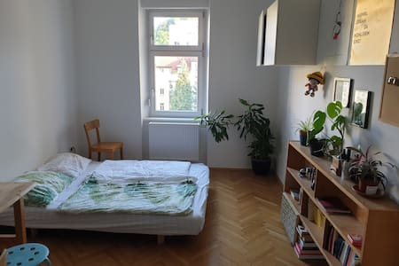 Nice apartment with balcony in the centre of Graz