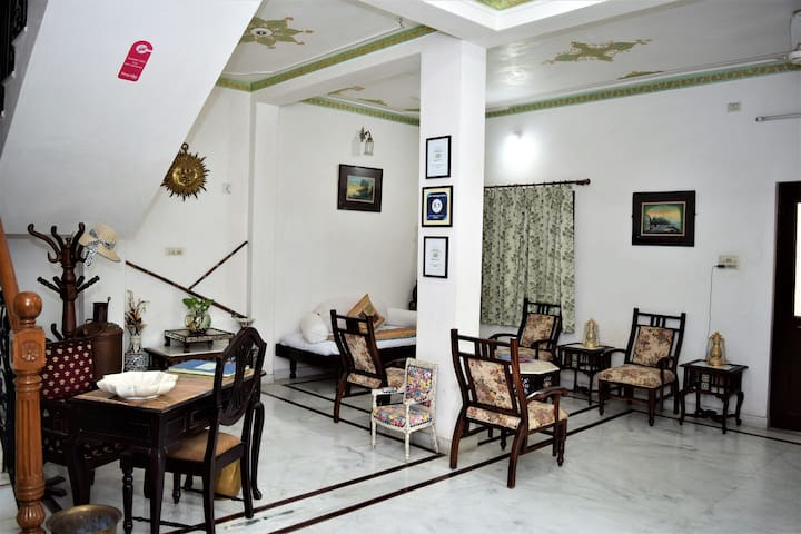 Entire Heritage Homestay