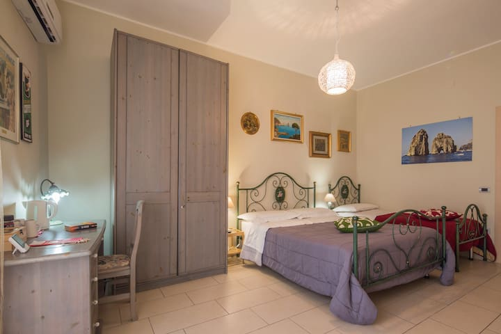 Al Sesto B&B Salerno -Triple Room