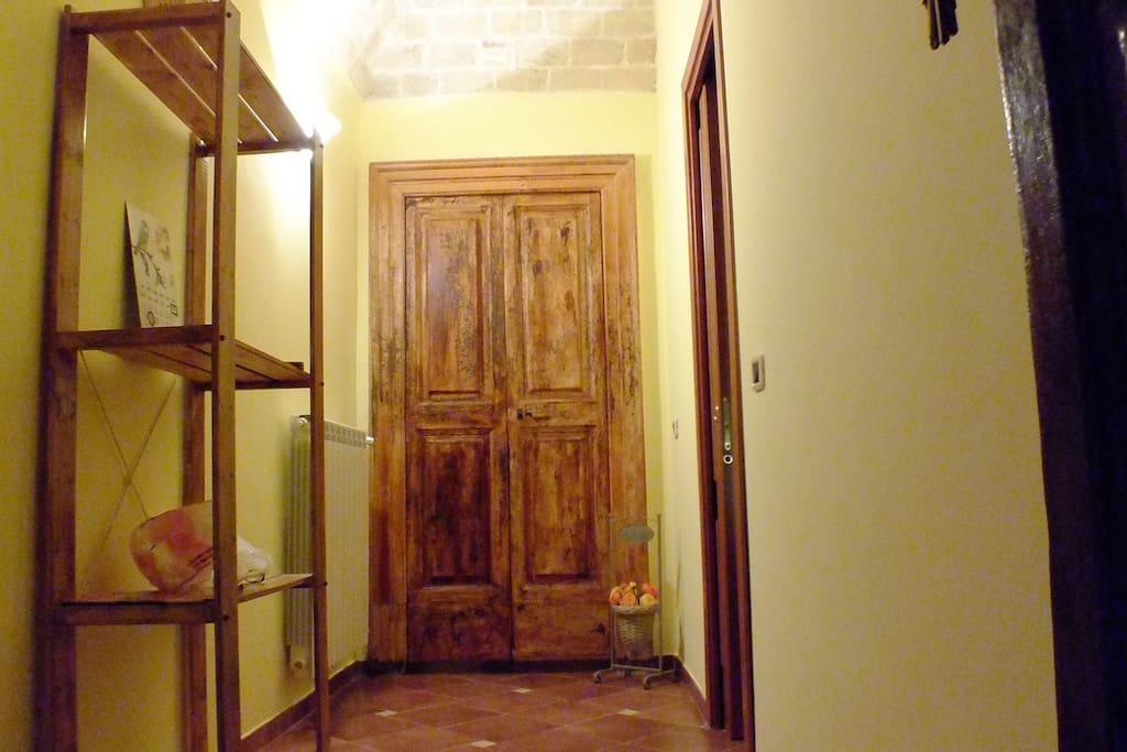 Ingresso corridoio casa