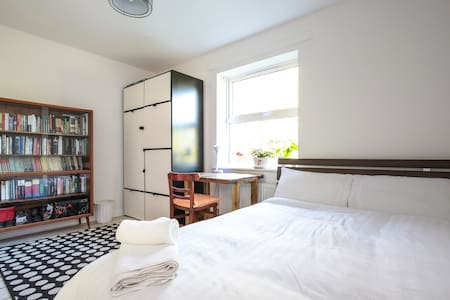 Bright, spacious,lovely double room - London - Apartment