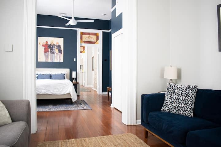Hermoso Apartamento Renovado en Uptown New Orleans