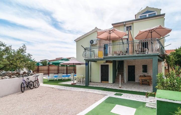 Apartments Pemita, Ražanj - A1 (2+2)