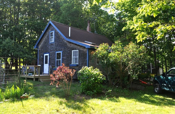 Garden Cottage on Islesford, Maine