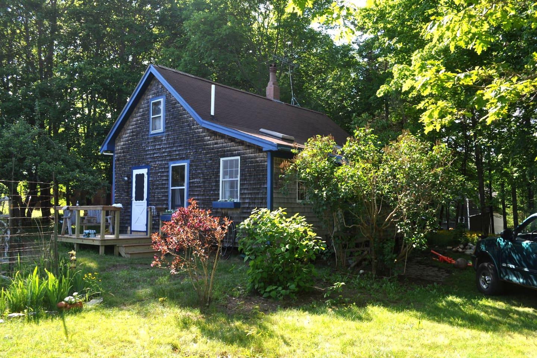 Garden Cottage on Islesford, Little Cranberry Island, Maine